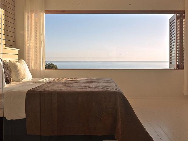 Bedroom with splendid Ocean iew - Mystical Green - 'Romy' Bedroom - Santa Teresa - rentals