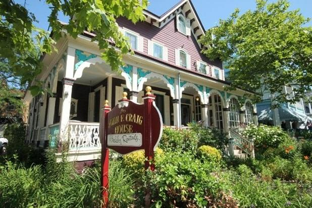 Magnificent Victorian ... Historic District - Image 1 - Cape May - rentals