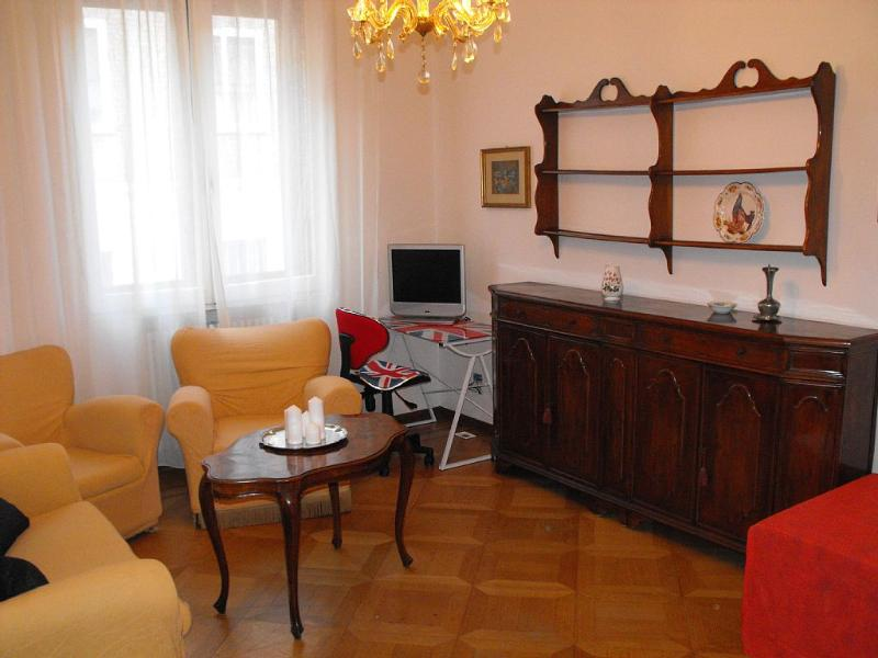 Comfortable apartment Downtown Ferrara - Image 1 - Ferrara - rentals
