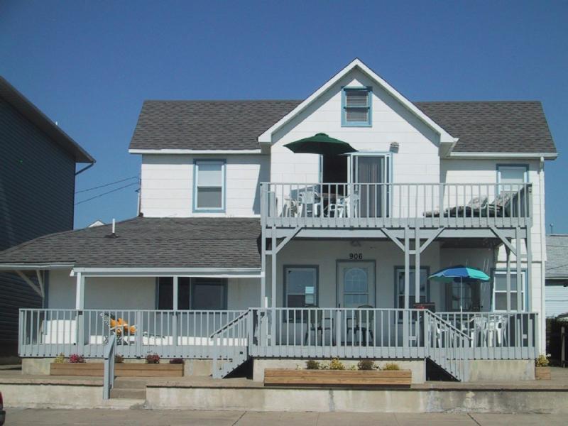 Ocean front 5BR house in Bradley Beach - Image 1 - Bradley Beach - rentals