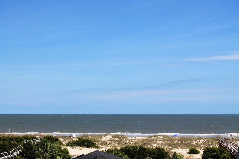 Ocean Views from Rooftop Deck - Fabulous 5 BR, 5 BA Home-Incredible Ocean Views - Tybee Island - rentals