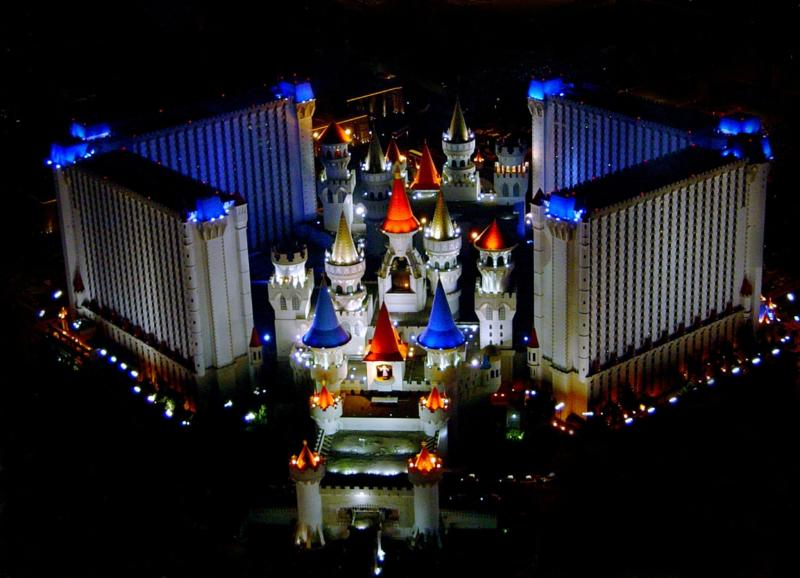 Hotel Sky View - Spectacular Excalibur Resort & Casino - Las Vegas - rentals