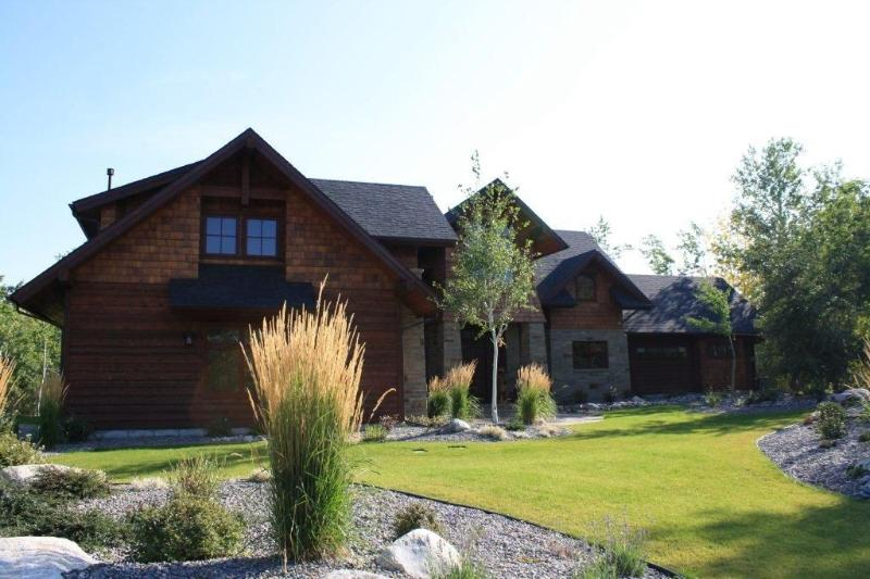 Custom two-story vacation home rental - Image 1 - Red Lodge - rentals