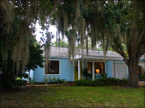 Mariner House at Clearwater Bay - Restored Old Florida w/Bayview, 2Bl to Water! - Clearwater - rentals