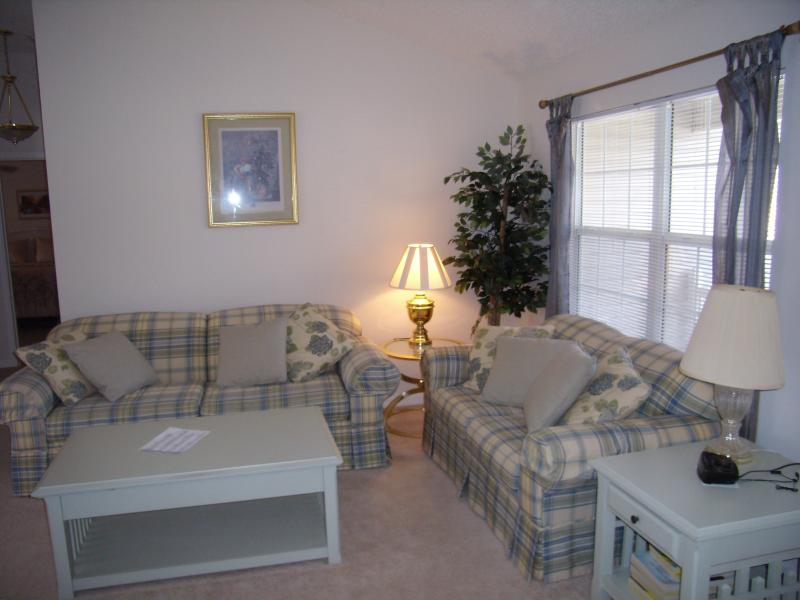 Living Area - Designer Home - Great Location!! - The Villages - rentals