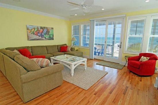 Coastal Dream WEEK OF AUGUST 21, 2016 JUST REDUCED - Image 1 - Kure Beach - rentals