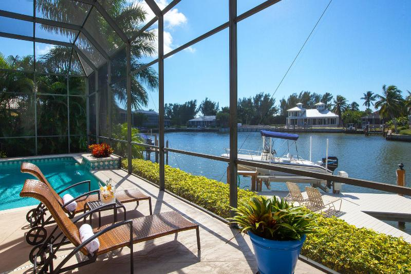 First Class -Wide Relaxing Views from all directions. - BOOK March 2017 Romantic Luxury Waterfront VIlla - Marco Island - rentals