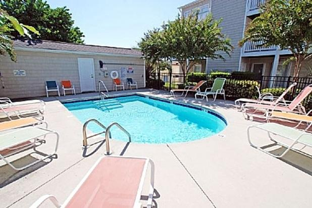 POOL - Kure View 205-  Beautiful 4 Bedroom with Pool - Kure Beach - rentals