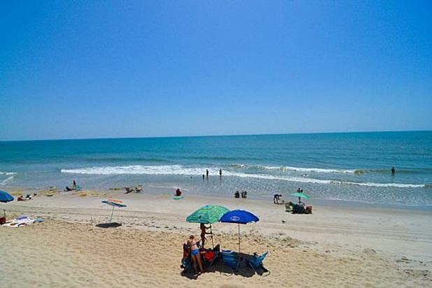 AHHHH - Ocean Dunes Resort 1703- Oceanfront W/Pool - Kure Beach - rentals