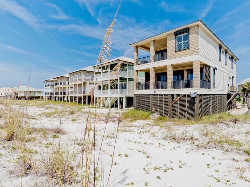 Summer Breeze ~ Beachfront Vacation Home! - Image 1 - Gulf Shores - rentals