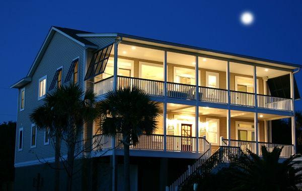 Luxury Home - DUAL Master Suites, Private Pool - Image 1 - Isle of Palms - rentals