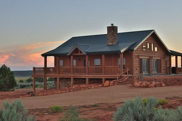 Luxurious Cabin in Southern Utah, Sleeps up to 21 - Image 1 - Kanab - rentals