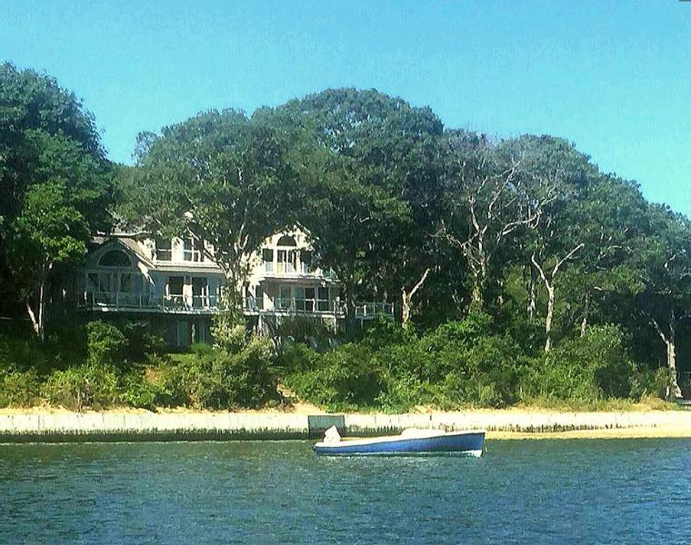 Hamptons private beach front home + pool - Image 1 - Hampton Bays - rentals