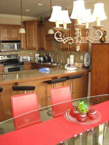 Great granite kitchen with stainless appliances. - Great Views, Pool, Private Marina, Sleep 12 - Hollister - rentals