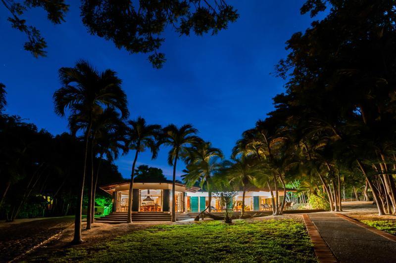 Casa Lina - Yoga Beach Front! - Image 1 - Playa Hermosa - rentals