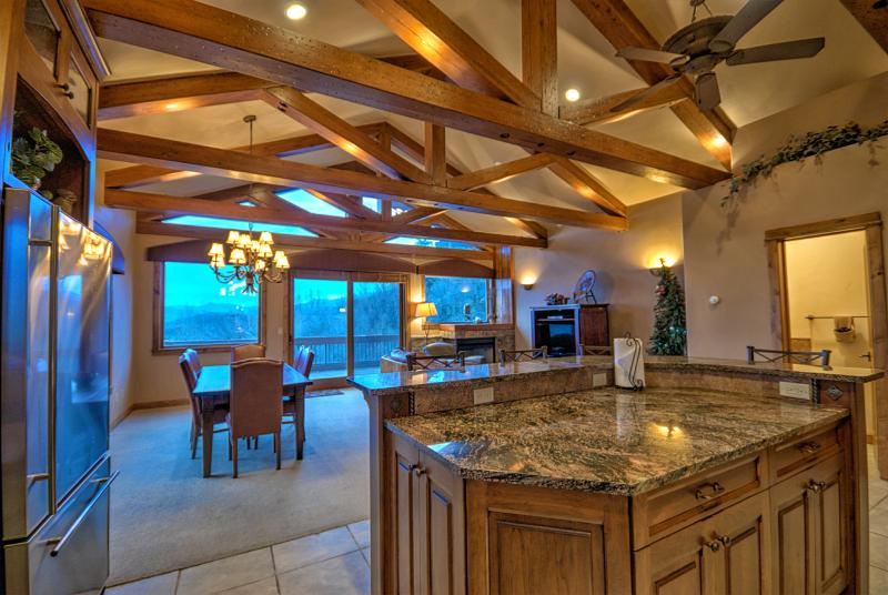 Luxury at Eagles Overlook - Image 1 - Steamboat Springs - rentals