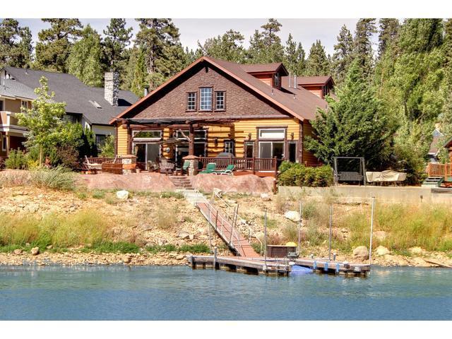 Lakefront Chalet on Boulder Bay - LAKEFRONT CHALET ON BOULDER BAY - AMAZING!! - Big Bear Lake - rentals