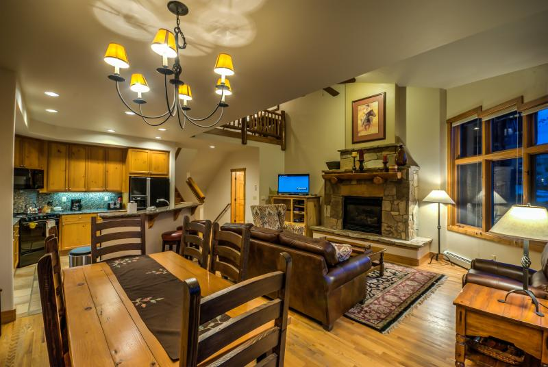 Beautiful Luxury Town Home - Image 1 - Steamboat Springs - rentals