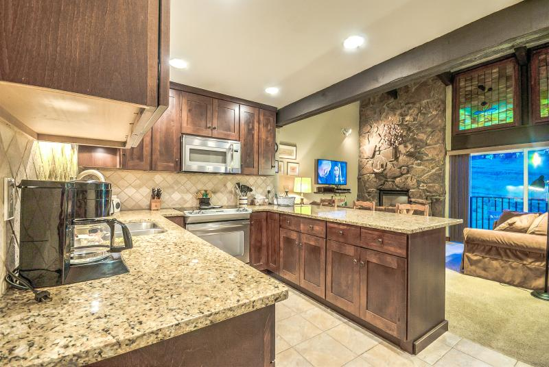Ski In Condo, Sleeps 10, Views of the Slopes - Image 1 - Steamboat Springs - rentals