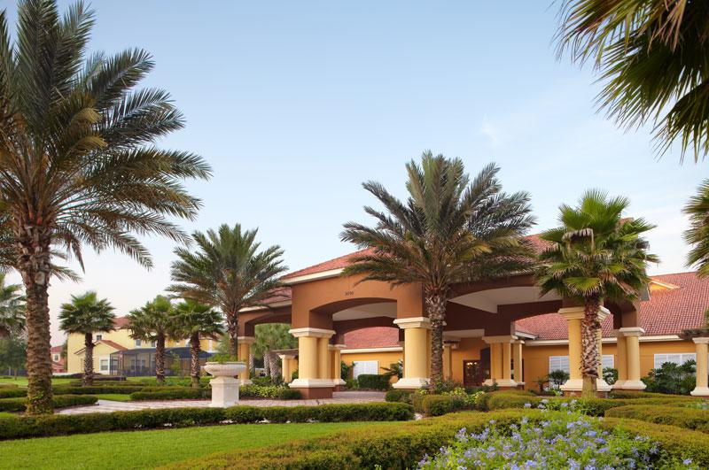 Resort View - Magnific Encantada CLC Resort, Kissimmee, FL - Four Corners - rentals