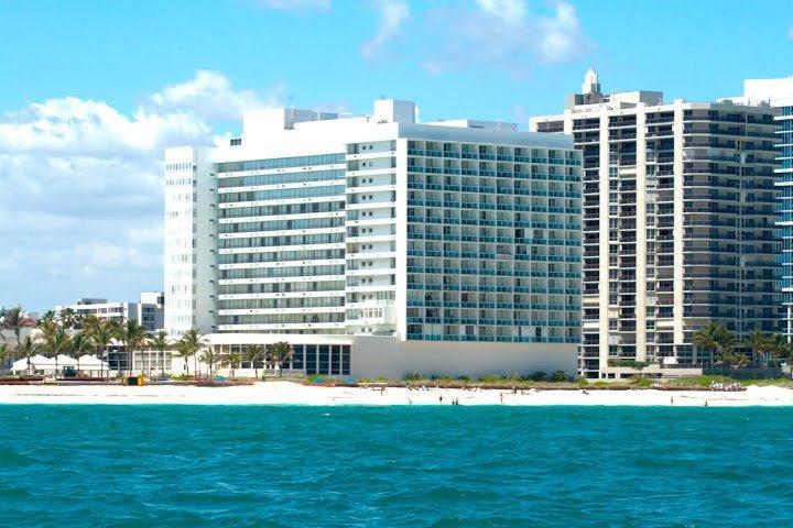 Hotel View - Deauville Beach Resort North Miami - Miami Beach - rentals