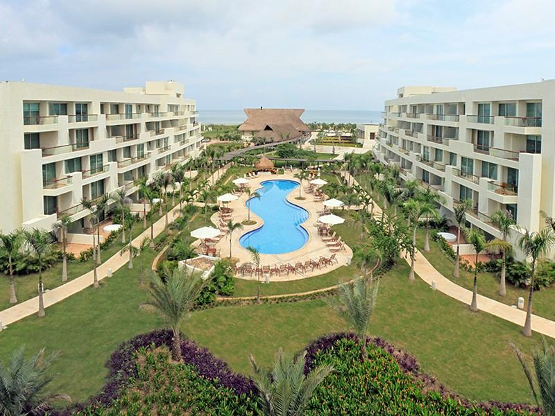 Hotel and Pool View - Occidental Grand Cartagena All Inclusive, Colombia - Cartagena - rentals