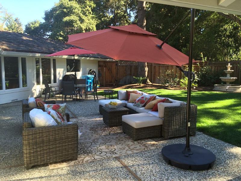 Charming Atherton Gated Estate - Image 1 - Menlo Park - rentals