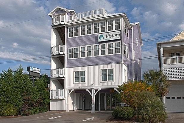 FAIR HAVEN ON 2ND FLOOR OF VBV BUILDING - Victory's Fair Haven- POOL ACCESS & ELEVATOR - Carolina Beach - rentals