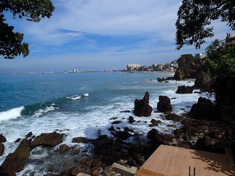 The Best Oceanfront Penthouse in Puerto Vallarta - Image 1 - Puerto Vallarta - rentals