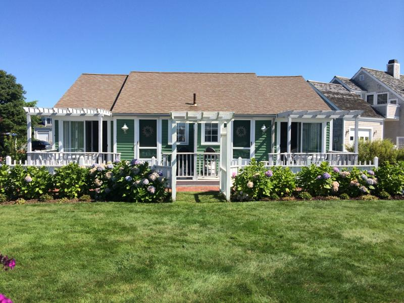 Just Steps to Private Beach! - Image 1 - Yarmouth - rentals