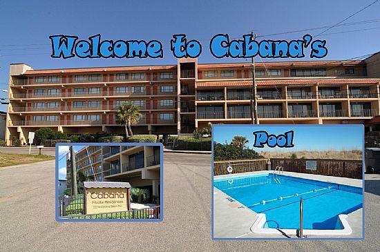 Cabana 120 - Image 1 - Carolina Beach - rentals