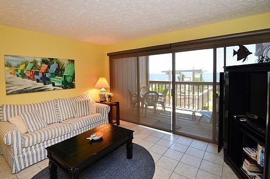 COZY LIVING SPACE - Sea Colony 8B...Beautiful Oceanfront, W/Pool - Carolina Beach - rentals
