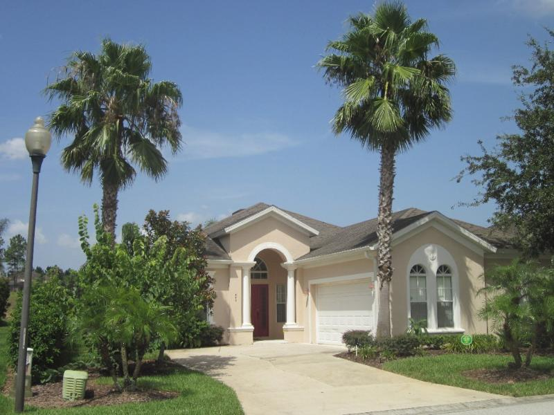 Front of Villa - You Are Invited! 4BR/3BA Disney Area Pool Villa - Four Corners - rentals