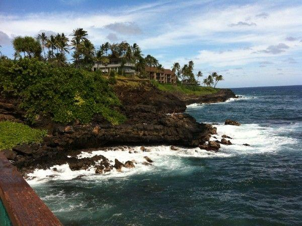 AC OCEANFRONT Condo, Nothing But Ocean and Turtles - Image 1 - Koloa - rentals