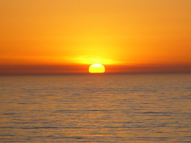 Sunset on beach - Seashore Delight- 100 Yards to the Beach-Oceanside - Virginia Beach - rentals
