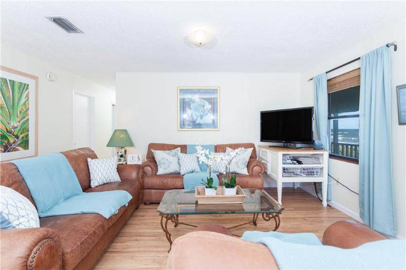 Ponte Vedra Sea Dream, 3 Bedrooms, Ocean Front, Pet Friendly, Sleeps 6 - Image 1 - Florida North Atlantic Coast - rentals