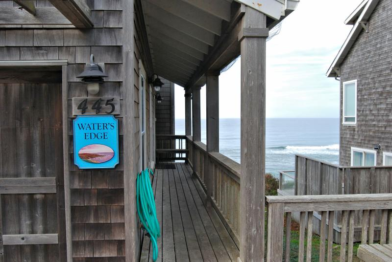Waters Edge - Waters Edge~ Ocean Front - Depoe Bay - rentals