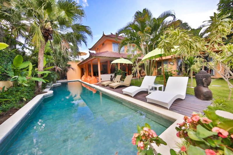 Luxury 5 bedrooms Villa Private Pool in Seminyak - Image 1 - Seminyak - rentals