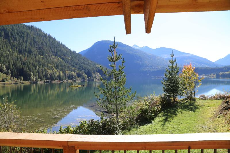 Monashee Mountains and Three Valley Lake - Revelstoke, BC - Top Hat Terrace Vacation Rental - Revelstoke - rentals