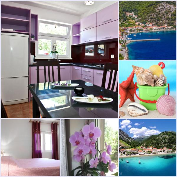 HOUSE  FOR HOLIDAY ON PEACEFUL PLACE ,TRSTENIK - Image 1 - Orebic - rentals