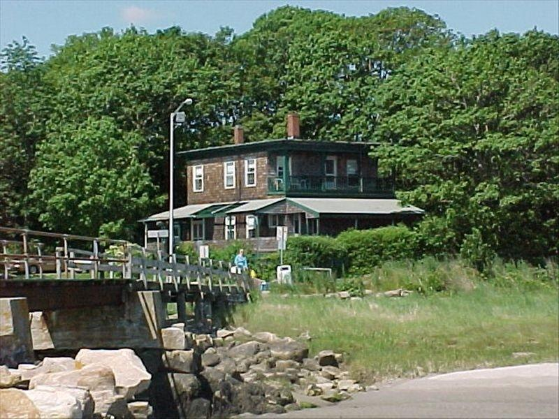 1. The House Viewed From The Beach - At the Footbridge entrance to Good Harbor Beach - Gloucester - rentals
