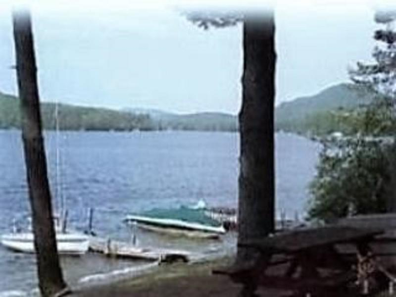 Association beach with your private dock - Loon Lake Retreat with Private Dock - Chestertown - rentals