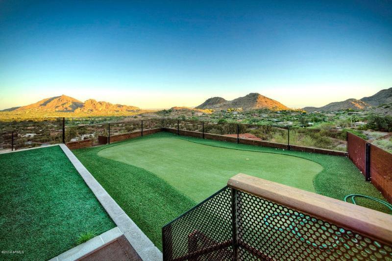 Silvercrest Mountainside Estate - Views for miles - Image 1 - Scottsdale - rentals
