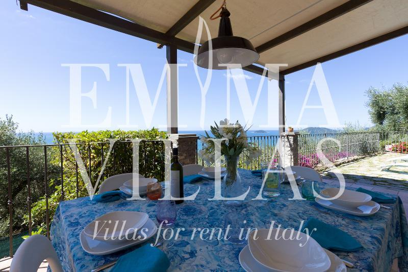 Villa Agnese 6+1 - Image 1 - Liguria - rentals