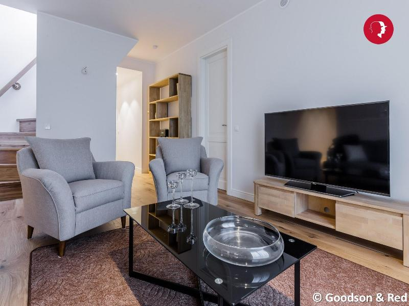 Magnificent 3 Bed Penthouse in the Centre of Tallinn - Image 1 - Tallinn - rentals