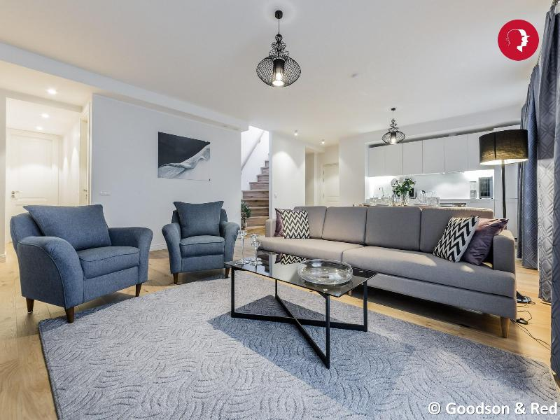 Exquisite 2 Bed Penthouse in the Centre of Tallinn - Image 1 - Tallinn - rentals