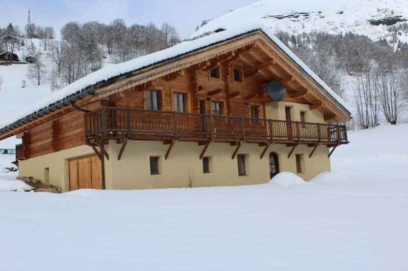 Savoie Ski Chalet Le Very Joly - Image 1 - Hauteluce - rentals