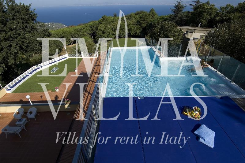 Villa Le Tore 10 - Image 1 - Sant'Agata sui Due Golfi - rentals