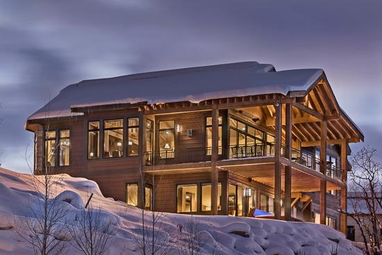 Mountain home overlooking the Rollingstone Ranch Golf Course - Graystone Lodge - 5BR Sophisticated Luxury Private Home - Steamboat Springs - rentals