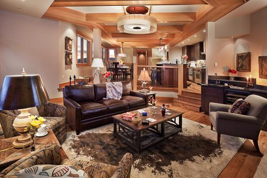 Cozy great room - Storm Peak Chalet - Steamboat Springs - rentals